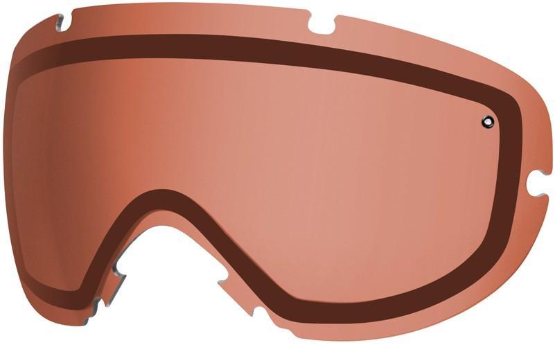 Smith I/OS Snowboard/Ski Goggle Spare Lens One Size Polarized Rose