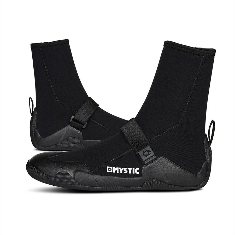 Mystic Star 5mm Round Toe Wetsuit Boots, UK 5.5 2021