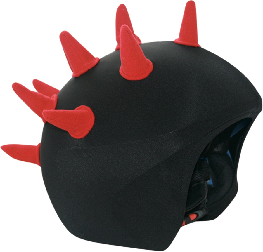 Coolcasc Show Time Ski/Snowboard Helmet Cover, One Size, Evil Lord