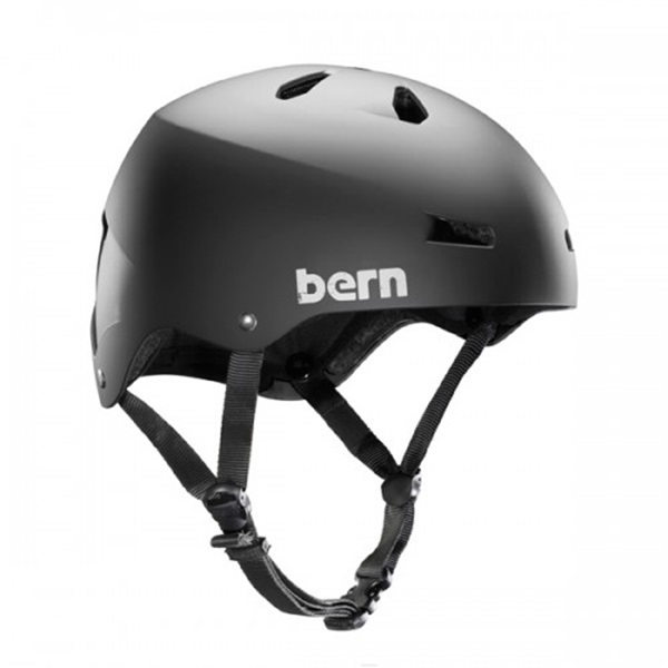 Bern Macon H2O Watersports Helmet, 2XL Matte Black