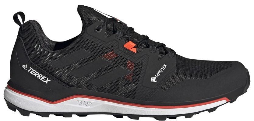 Adidas Terrex Agravic GTX Trail Running Shoes, UK 10 Core Black