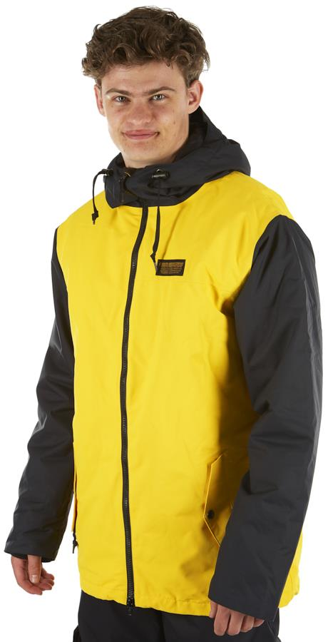 Airblaster Men's Toaster Ski/Snowboard Jacket, M YOLO