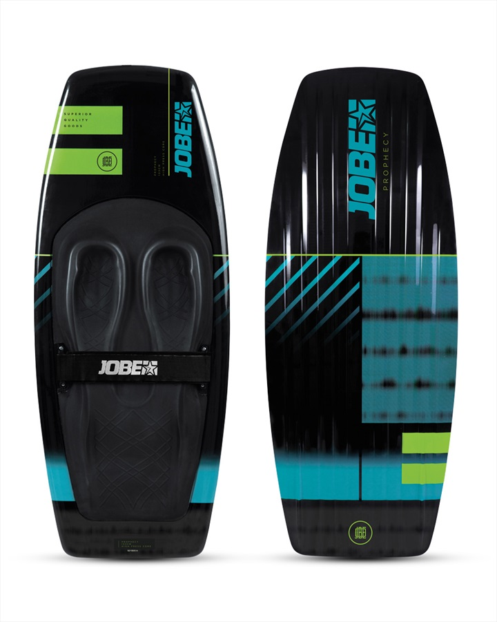 Jobe Prophecy Compression Moulded Kneeboard, Blue 2021