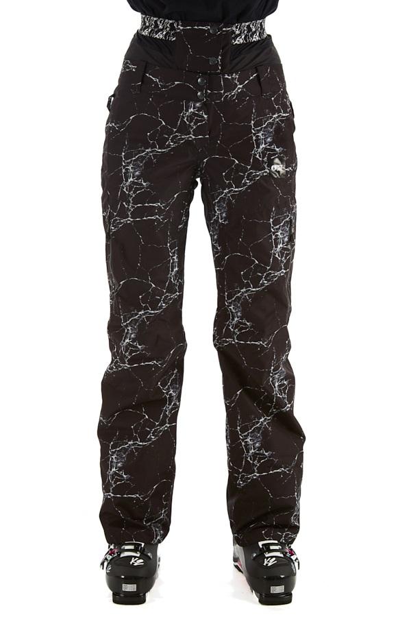Picture Exa Women's Ski/Snowboard Pants, S Marble