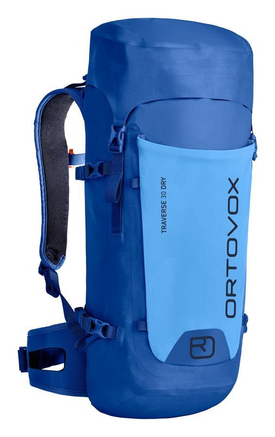 Ortovox Adult Unisex Traverse 30 Mountain Backpack/Rucksack, 30l Just Blue