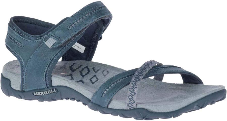 Merrell Terran Cross II Women's Sandals, UK 5 Slate