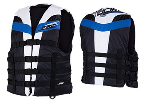 Jobe Ruthless Dual PWC Buoyancy Vest, S/M Black Blue