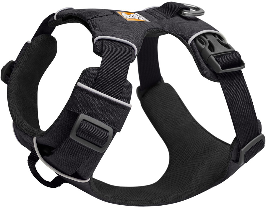 Ruffwear Front Range Harness Padded Dog Walking Harness, XS Twilight