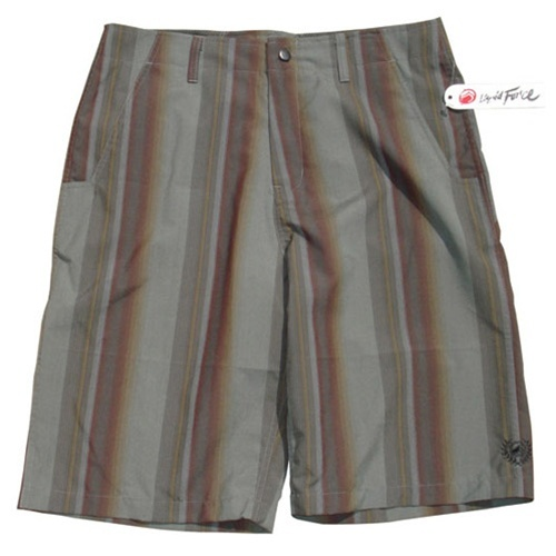 "Liquid Force Selector Walk Shorts XL-XXL 38"" / 97cm Grey Brown"