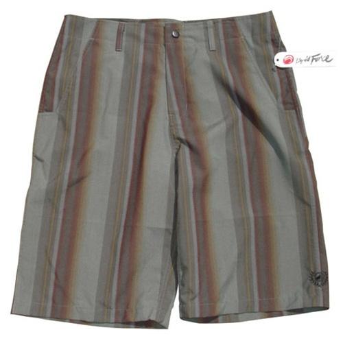 """Liquid Force Selector Walk Shorts L-XL 36"""" / 91cm Grey Brown"""
