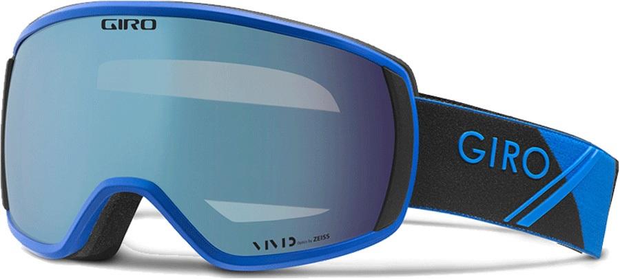 Giro Balance Vivid Royal Ski/Snowboard Goggles, M Blue Sport Tech