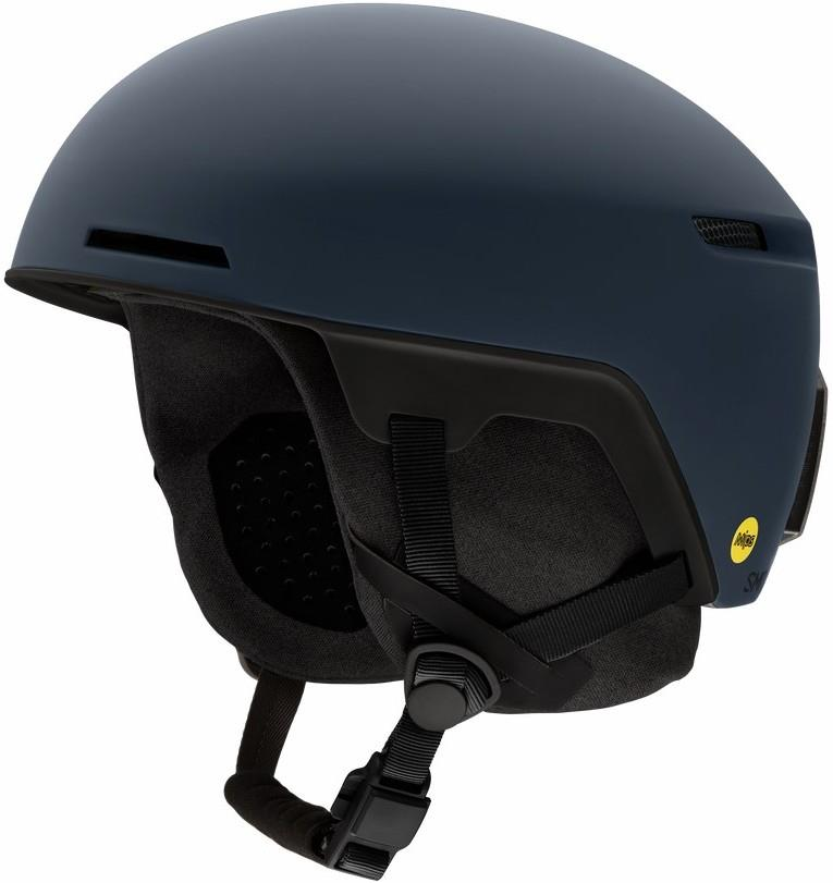 Smith Adult Unisex Code Mips Ski/Snowboard Helmet, M Matte French Navy
