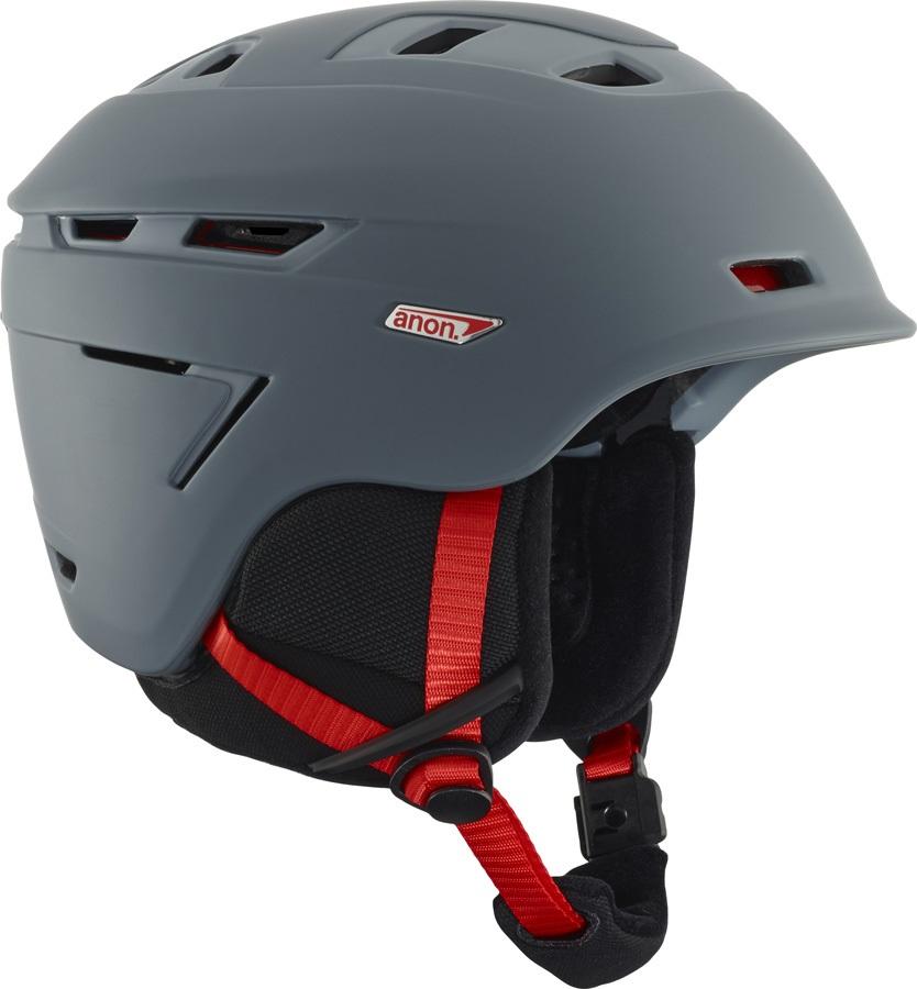 Anon Echo MIPS Ski/Snowboard Helmet, S Grey