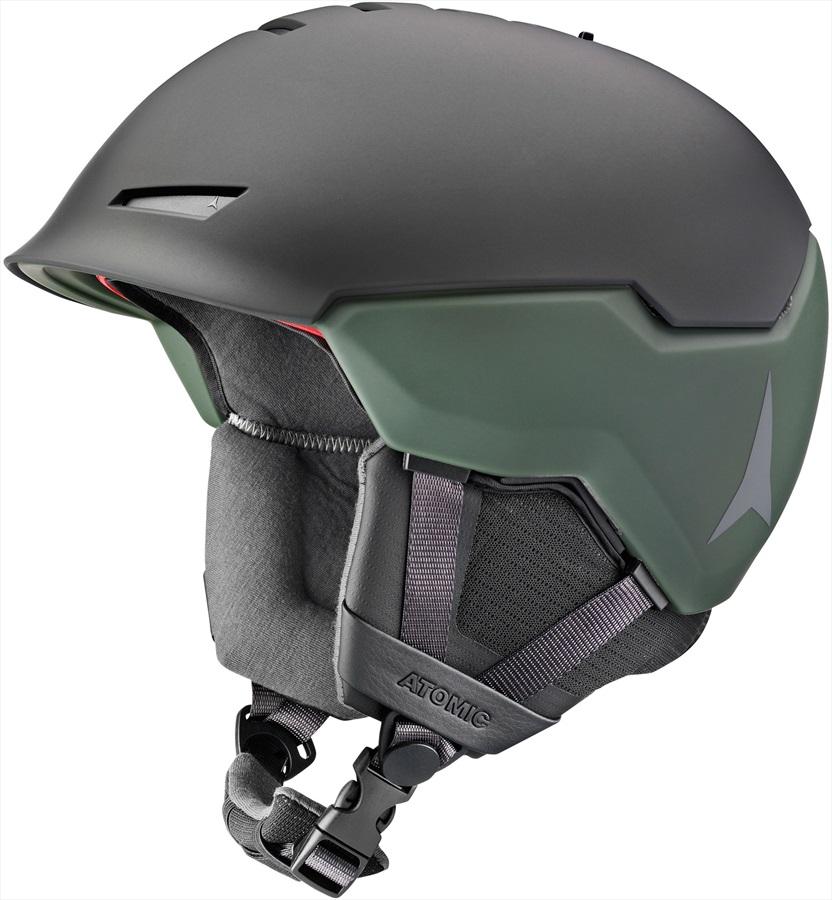 Atomic Revent+ AMID Ski/Snowboard Helmet, M Dark Green