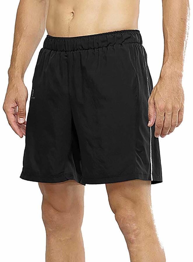 Salomon Men's Agile 2in1 Shorts, XL Black