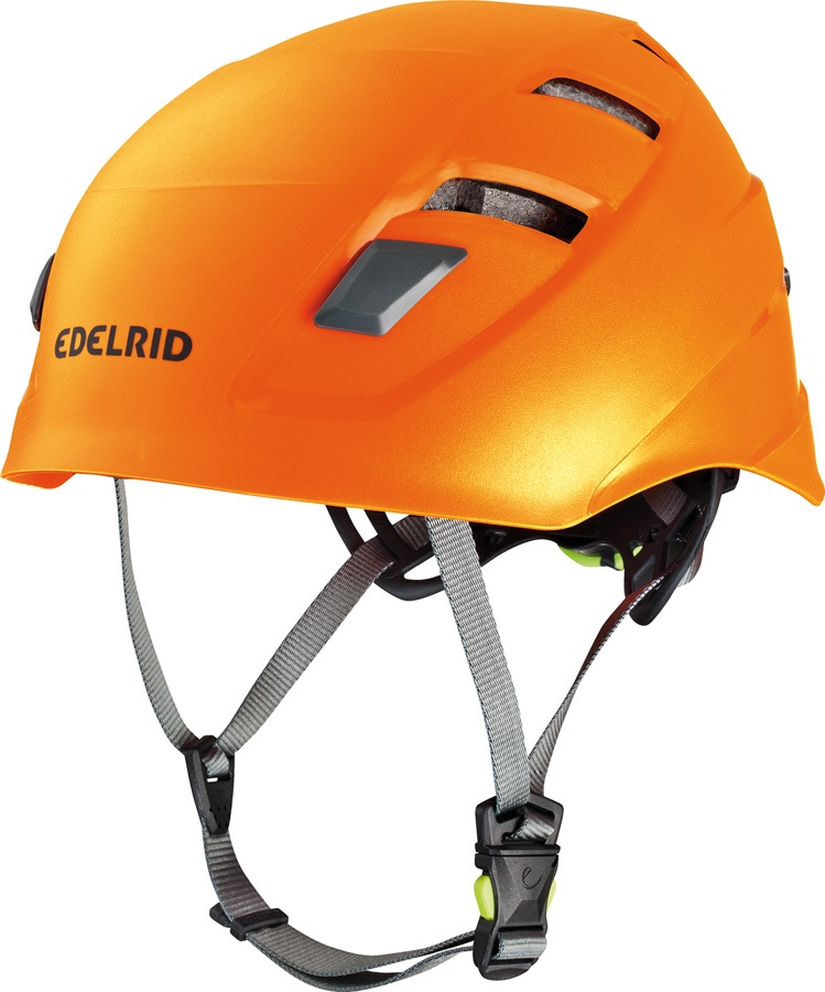Edelrid Zodiac Climbing Helmet, 54-62cm, Sahara