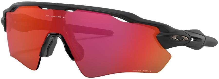 Oakley Radar EV Path Prizm Trail Torch Sunglasses, M Matte Black
