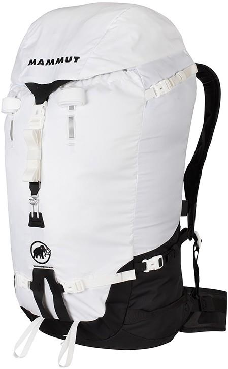 Mammut Trion Light 38 Alpine Backpack, 38+L, White-Black