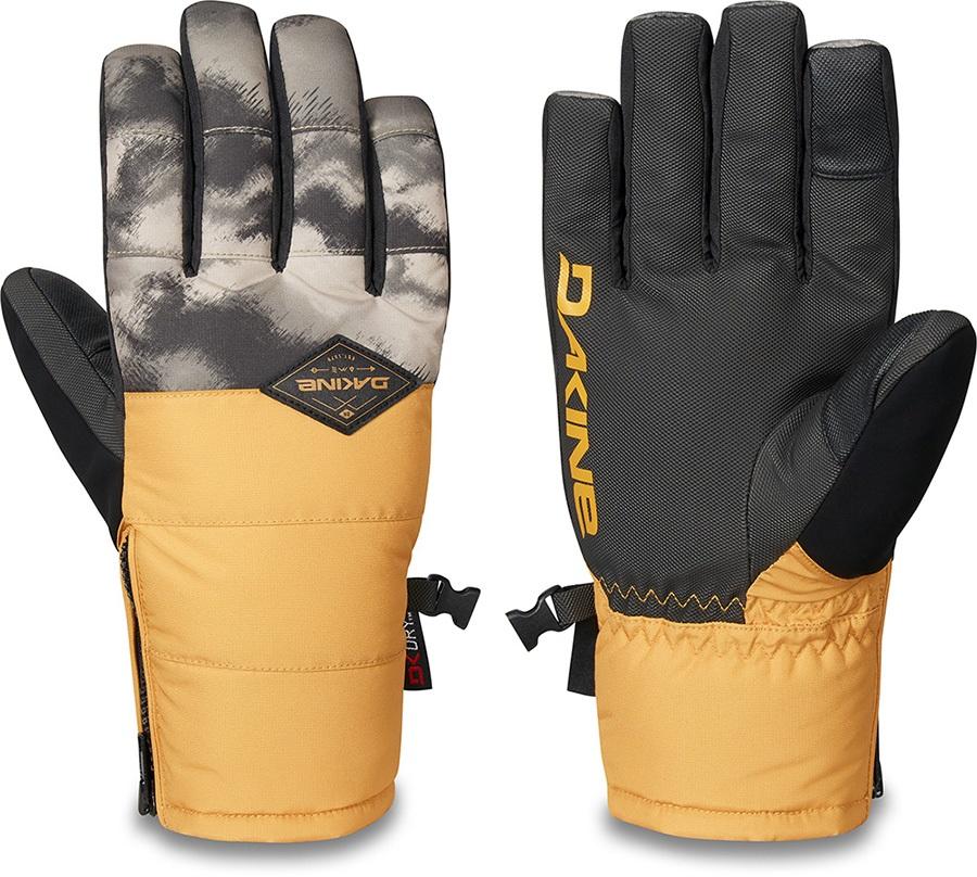 Dakine Omega DK Dry Snowboard/Ski Gloves, XL Ashcroft Camo