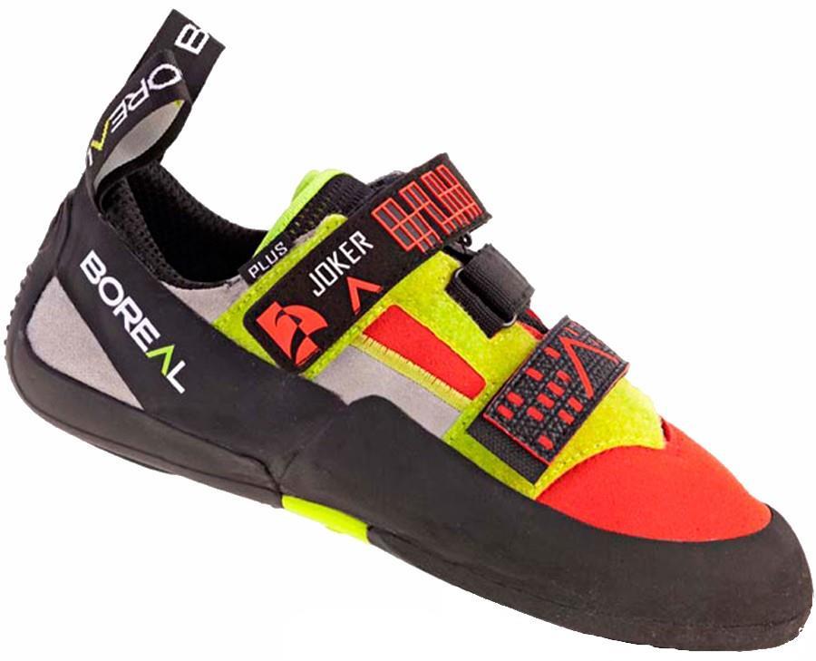 Boreal Joker Plus Rock Climbing Shoe, UK 12 | EU 47 Red