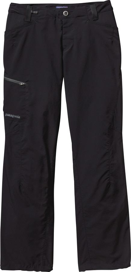 Patagonia RPS Women's Rock Climbing Trousers, UK 12 Black