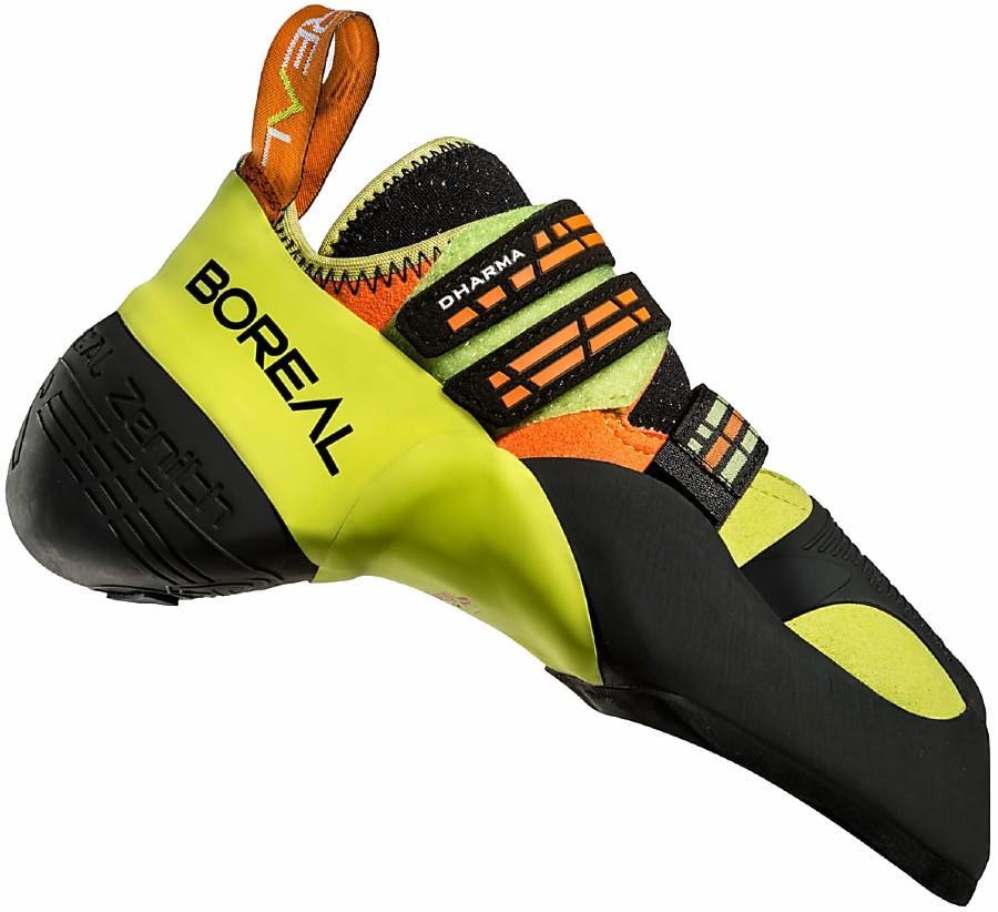 Boreal Dharma Rock Climbing Shoe, UK 6 | EU 39.5 Green