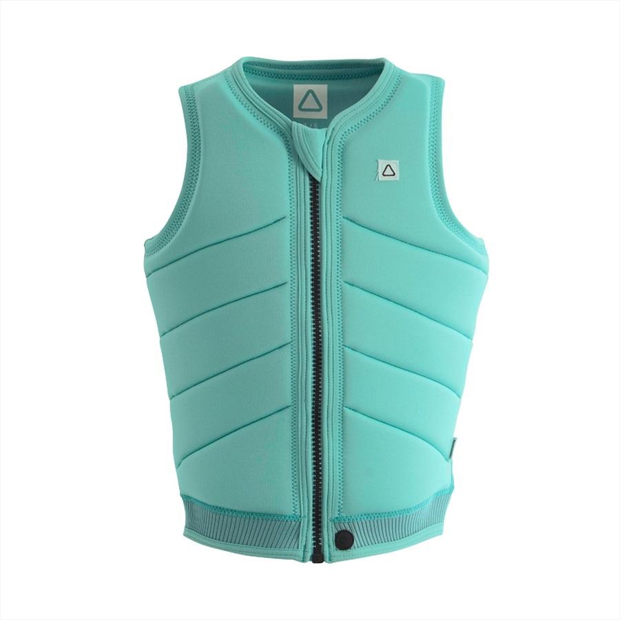 Follow Primary Ladies' Impact Vest / Jacket, 14 XL Aqua 2021