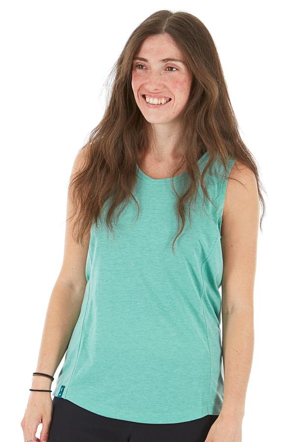Montane X BMC Mono Women's Tank Top Vest, L Matcha Green