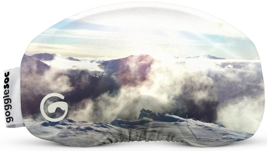 Gogglesoc Snowboard/Ski Lens Cover, 7th Heaven Soc