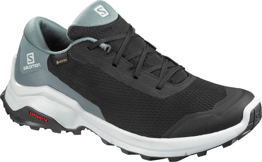 Salomon X Reveal Gore-Tex Women's Hiking Shoes, Uk 5.5 Black/Stormy
