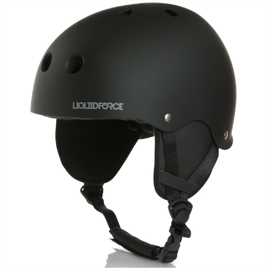 Liquid Force FLASH Wakeboard Helmet, S Blackout 2021
