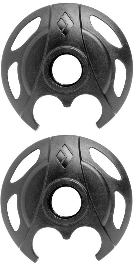 Black Diamond Alpine Z-Pole Baskets Replacement Alpine Basket, Pair