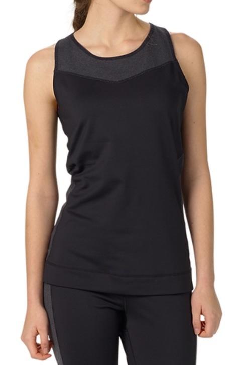 Burton Active Tank Women's Thermal Vest Top, XS True Black