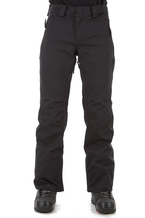 thirtytwo Lana Women's Snowboard/Ski Pants, M Black 2020