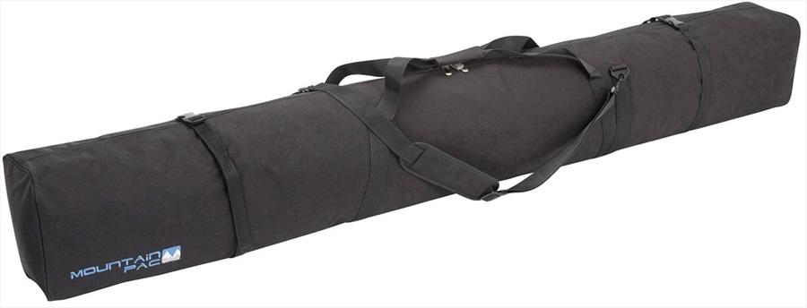 Mountain Pac Sleeve Ski Bag, Double 185cm, Black