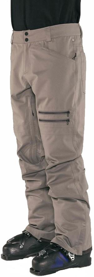 Armada Atmore Stretch Snowboarding/Ski Pants, XL Slate