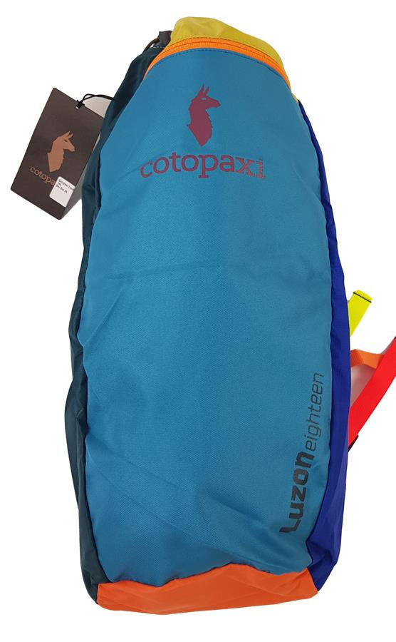 Cotopaxi Luzon 18L Backpack, 18L Del Dia 25