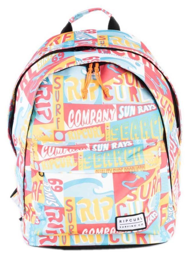 Ripcurl Double Dome BTS Backpack, 24L Orange