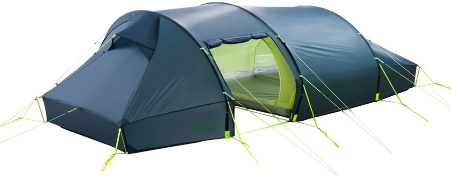 Jack Wolfskin Lighthouse III RT Tent Camping & Trail Shelter, 3 Man