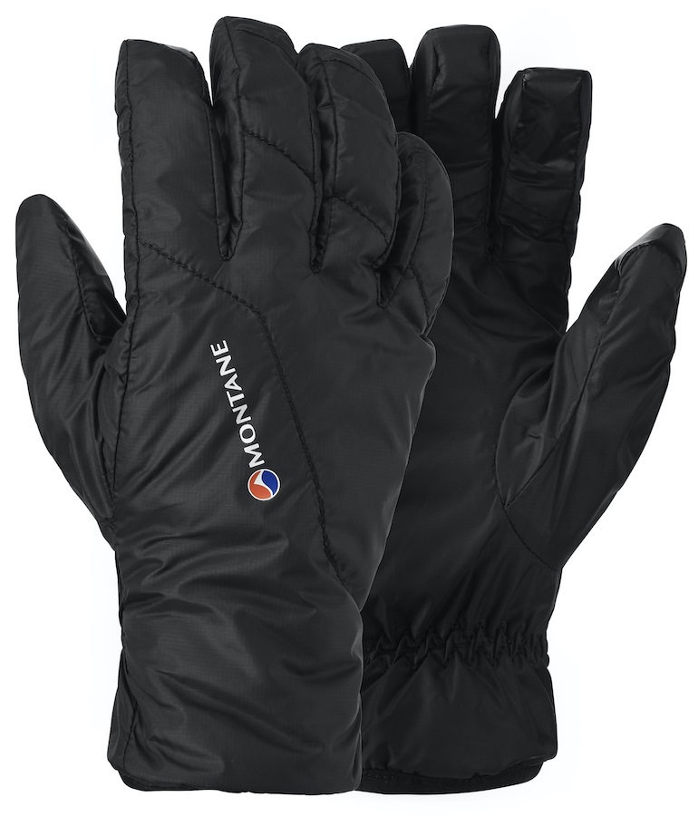 Montane Prism Glove Insulated Packable Glove, S Black