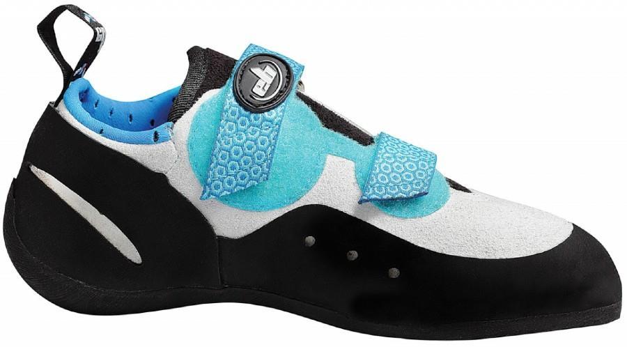 EB Neo Kids Rock Climbing Shoe :UK 13 | EU 32 Kids, Blue & White