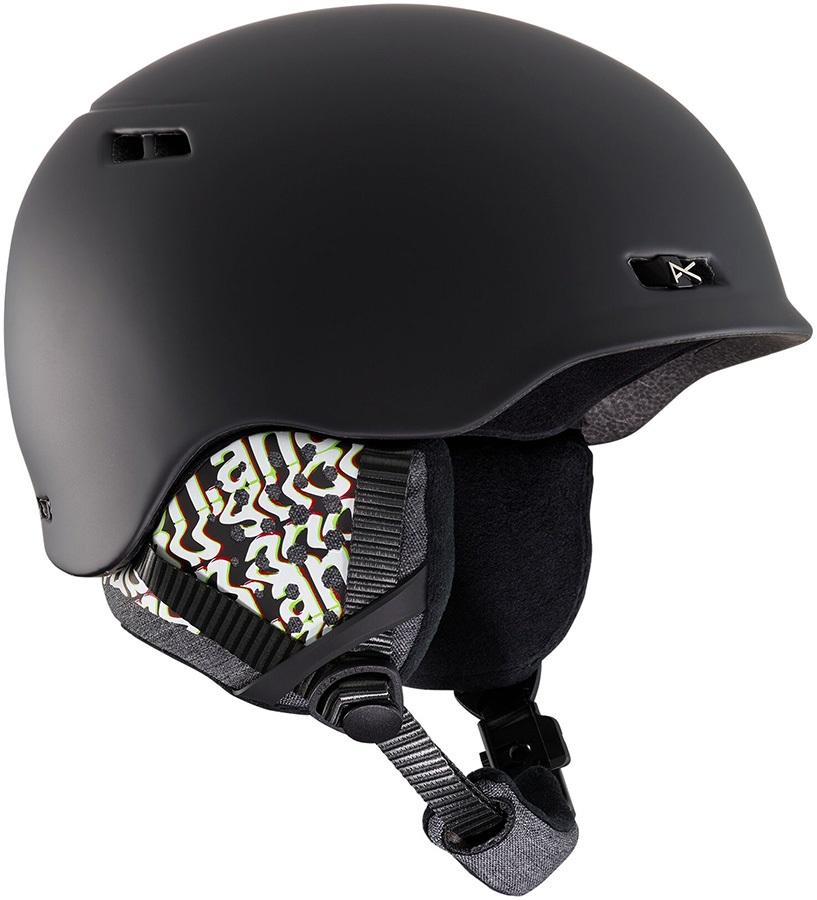 Anon Rodan Ski/Snowboard Helmet, XL Trip Black