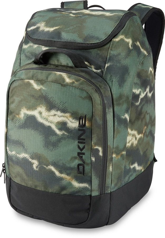 Dakine Boot Pack Snowboard/Ski Gear Bag, 50L Olive Ashcroft Camo