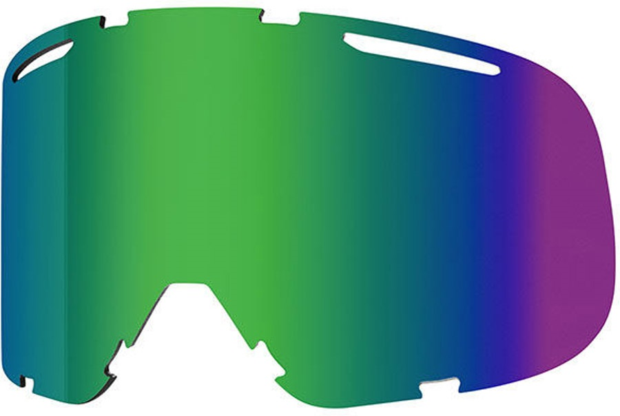 Smith Riot Snowboard/Ski Goggles Spare Lens, One Size, Chromapop Sun