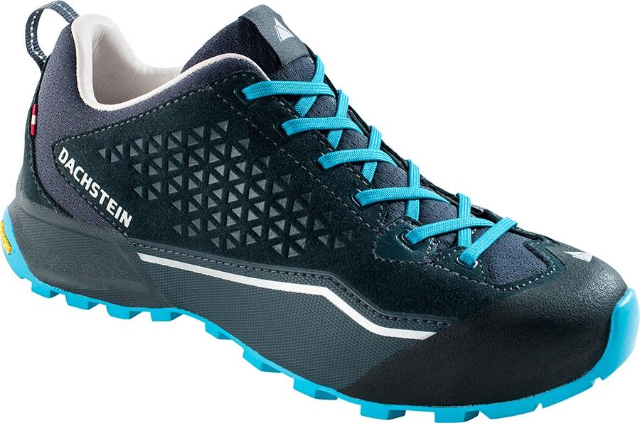 Dachstein Spursinn LTH WMN Women's Approach Shoe UK 8 India Ink/Aqua