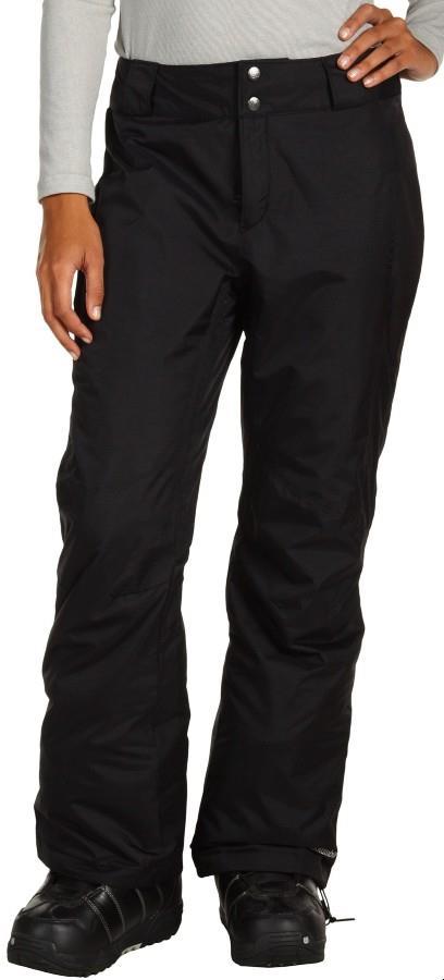 Columbia Bugaboo OH Regular Women's Ski/Snowboard Pants, XS Black