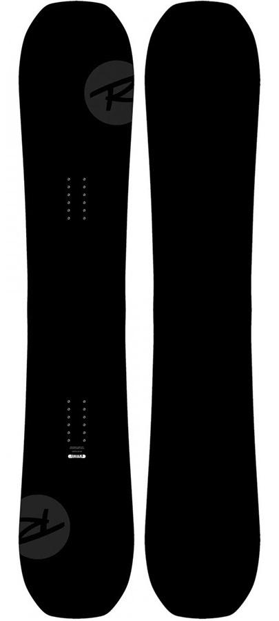 Rossignol Black Ops Hybrid Cambered Snowboard, 155cm 2020