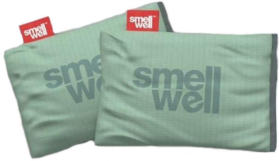 SmellWell Active Freshener Inserts Odour Eliminator, Pastel Green