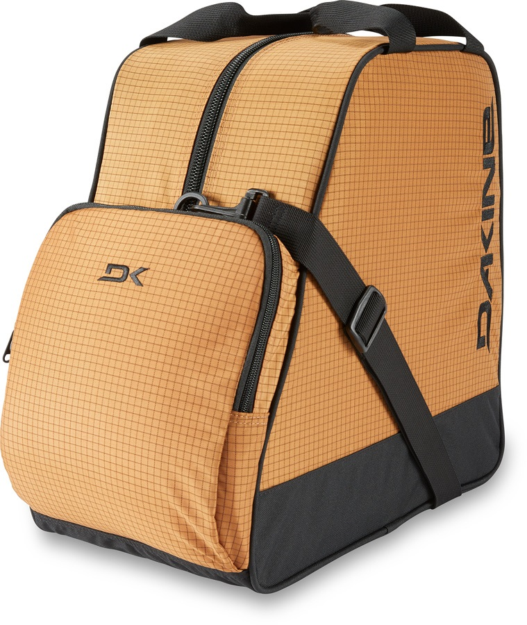 Dakine Boot Travel Snowboard/Ski Gear Duffel Bag, 30L Caramel