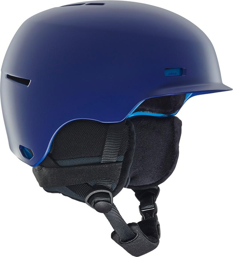Anon Highwire Ski/Snowboard Helmet, L Dark Blue